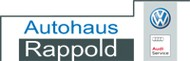Logo von der Firma: Autohaus Rappold GmbH