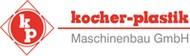 Logo der Firma: kocher-plastik Maschinenbau GmbH