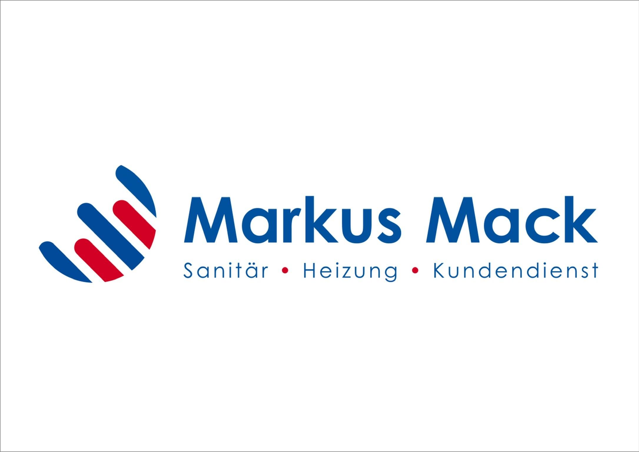 Logo der Firma: Markus Mack Heizung Sanitär