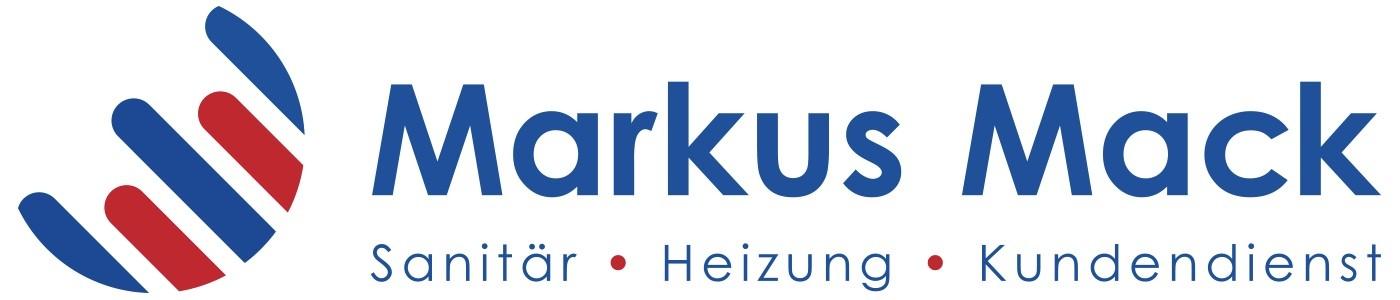 Logo von der Firma: Markus Mack Heizung Sanitär