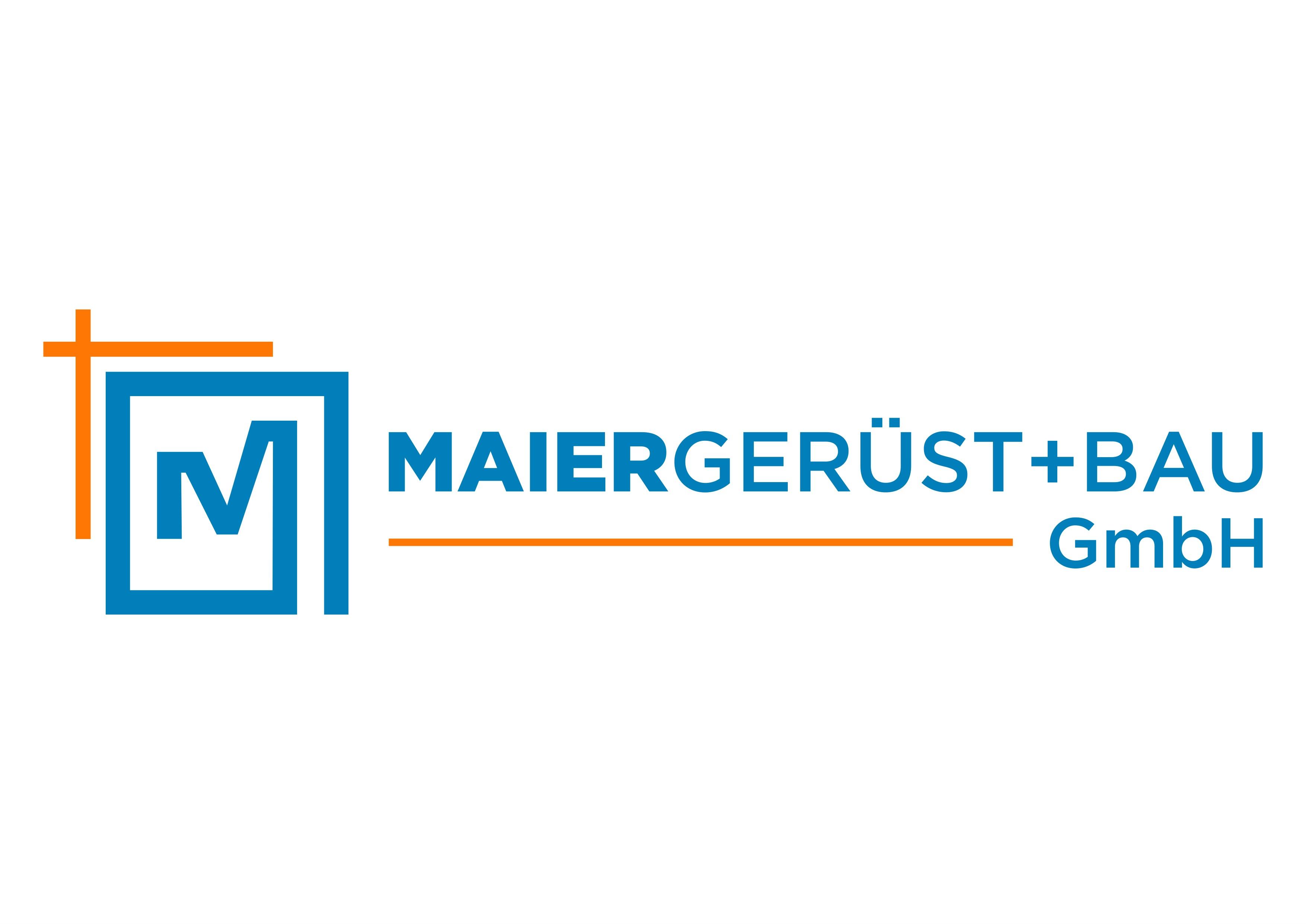 Logo von der Firma: Maier Gerüst + Bau GmbH