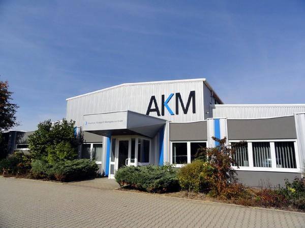 Individuelles Firmenbild der Firma: AKM GmbH