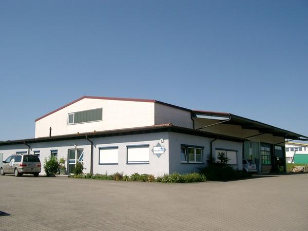 Individuelles Firmenbild der Firma: Bauschlosserei-Metallbau Knödler
