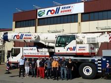 Individuelles Firmenbild der Firma: Roll Firmengruppe