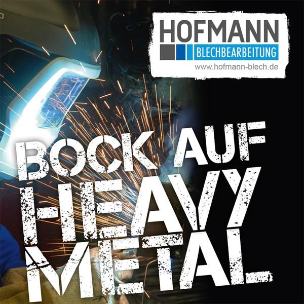Individuelles Firmenbild der Firma: Hofmann Blechbearbeitung